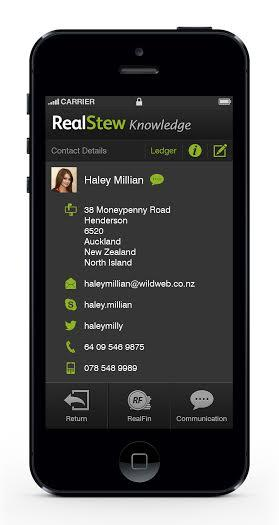 RealStew Mobile app